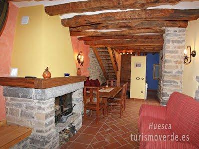 TURISMO VERDE HUESCA. El Corral de Villacampa de Mondot